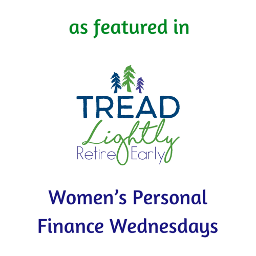 Women's personal finance Wednesdays
